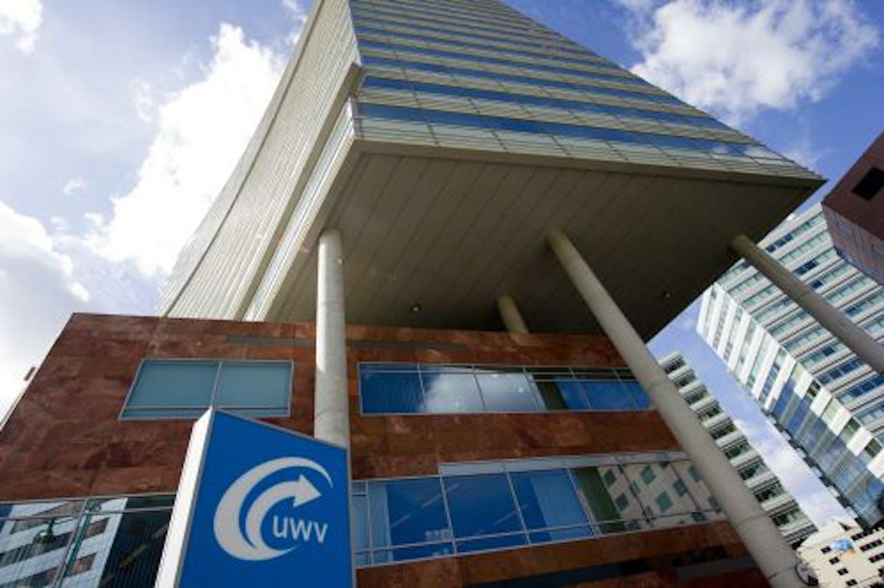 Uitkeringsinstelling UWV. ANP