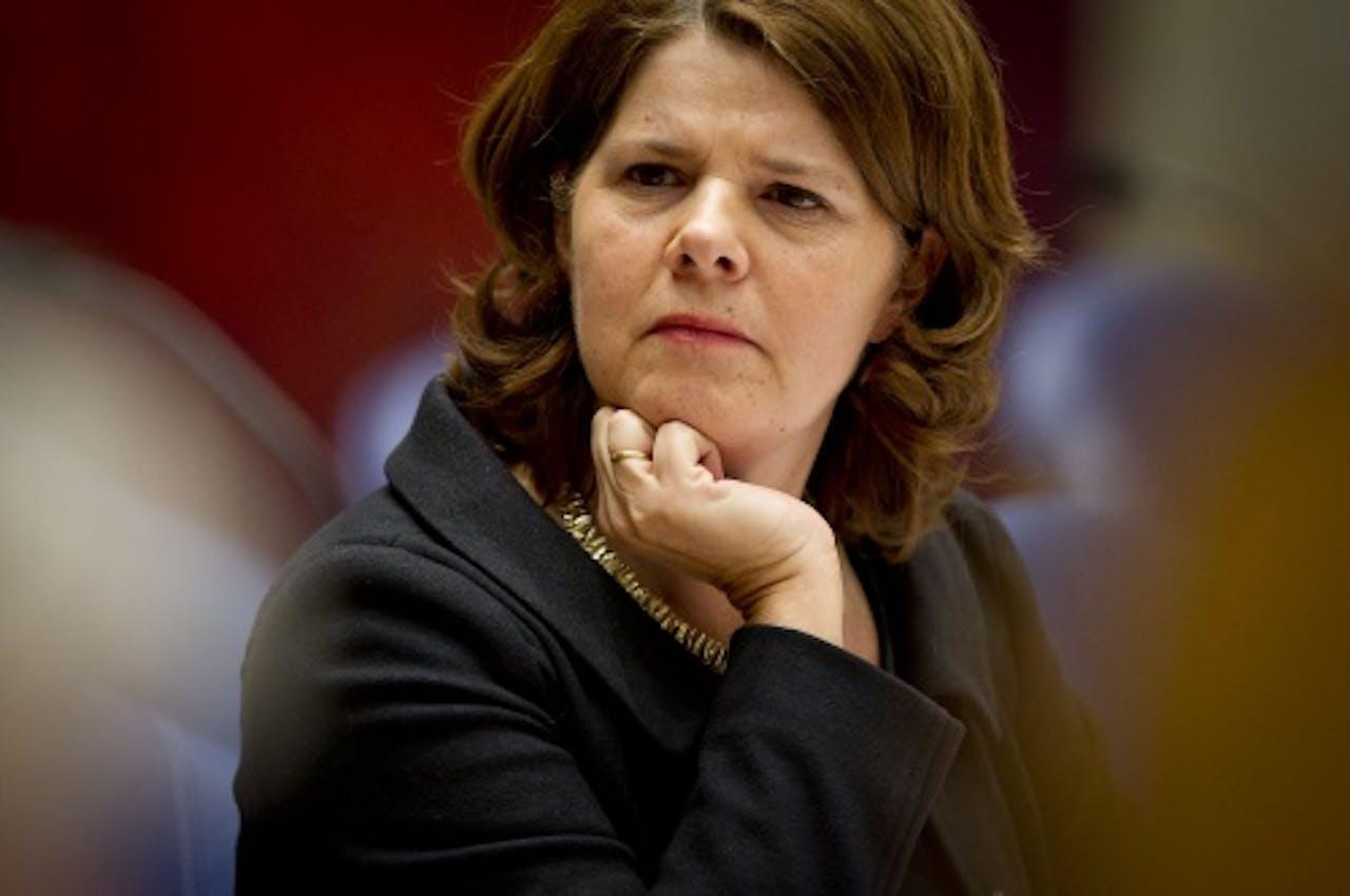 Minister Marja van Bijsterveldt. ANP