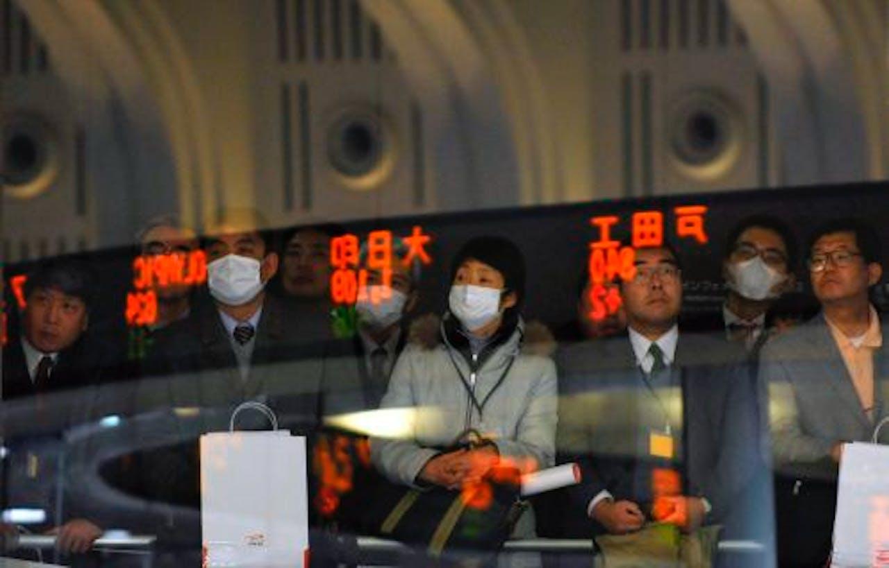 De Tokyo Stock Exchange. EPA