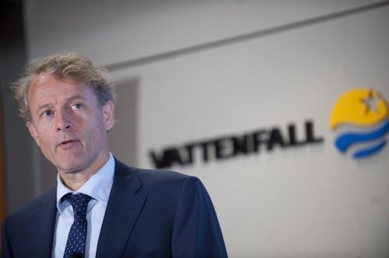 Vattenfall-topman Oystein Löseth. ANP