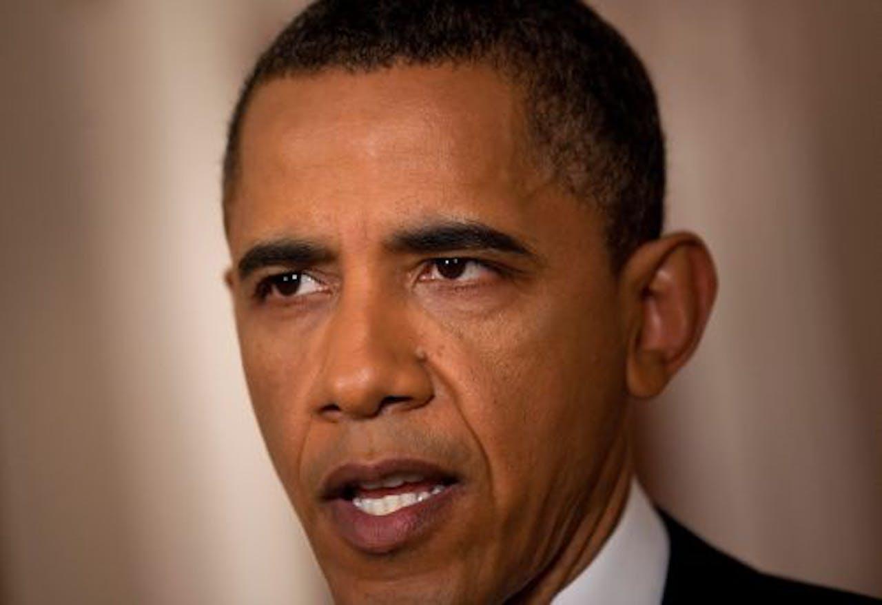 Barack Obama. EPA