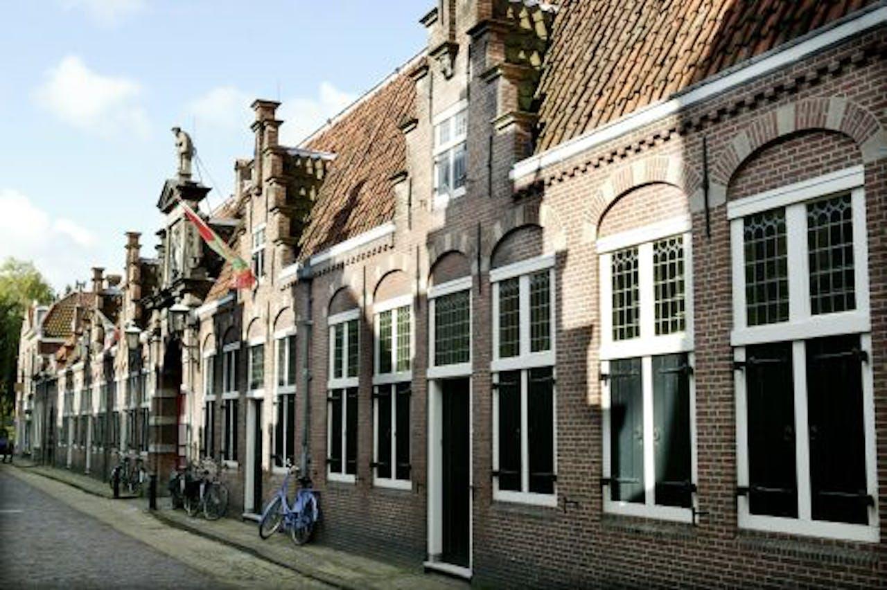 Het Frans Hals Museum. ANP