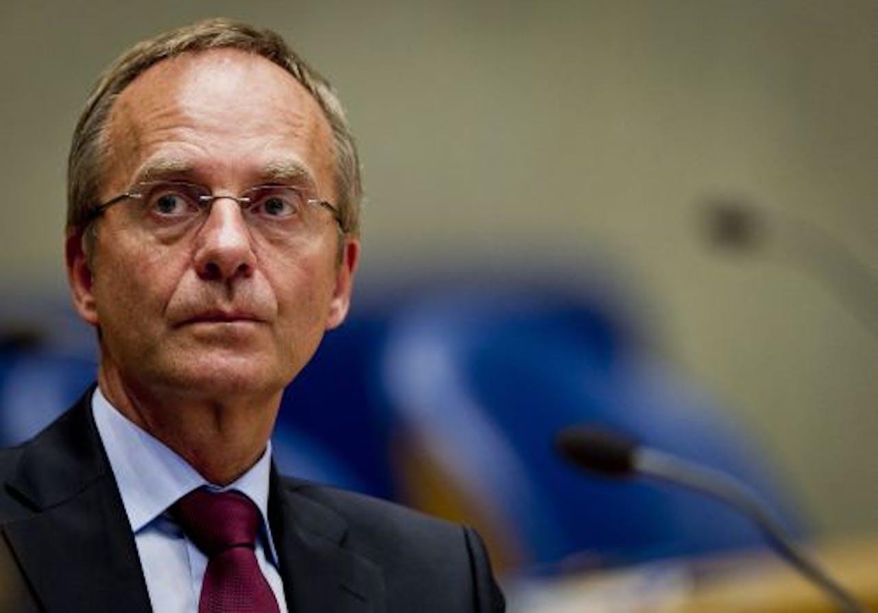Minister Kamp. ANP