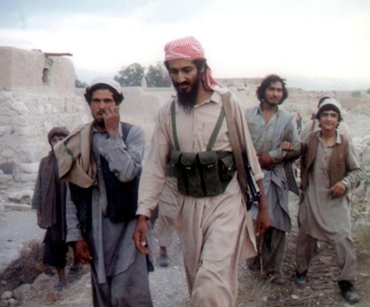 Osama bin Laden. AFP