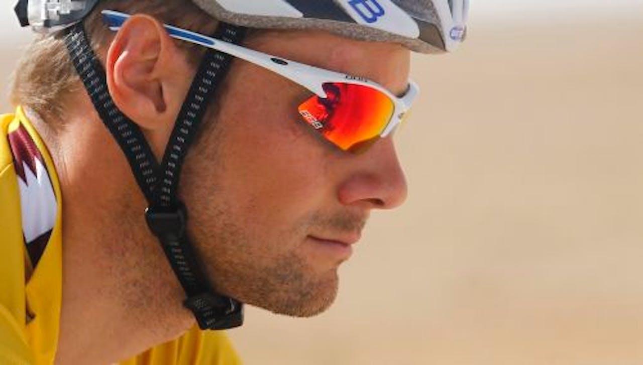 De Belgische wielrenner Tom Boonen. EPA