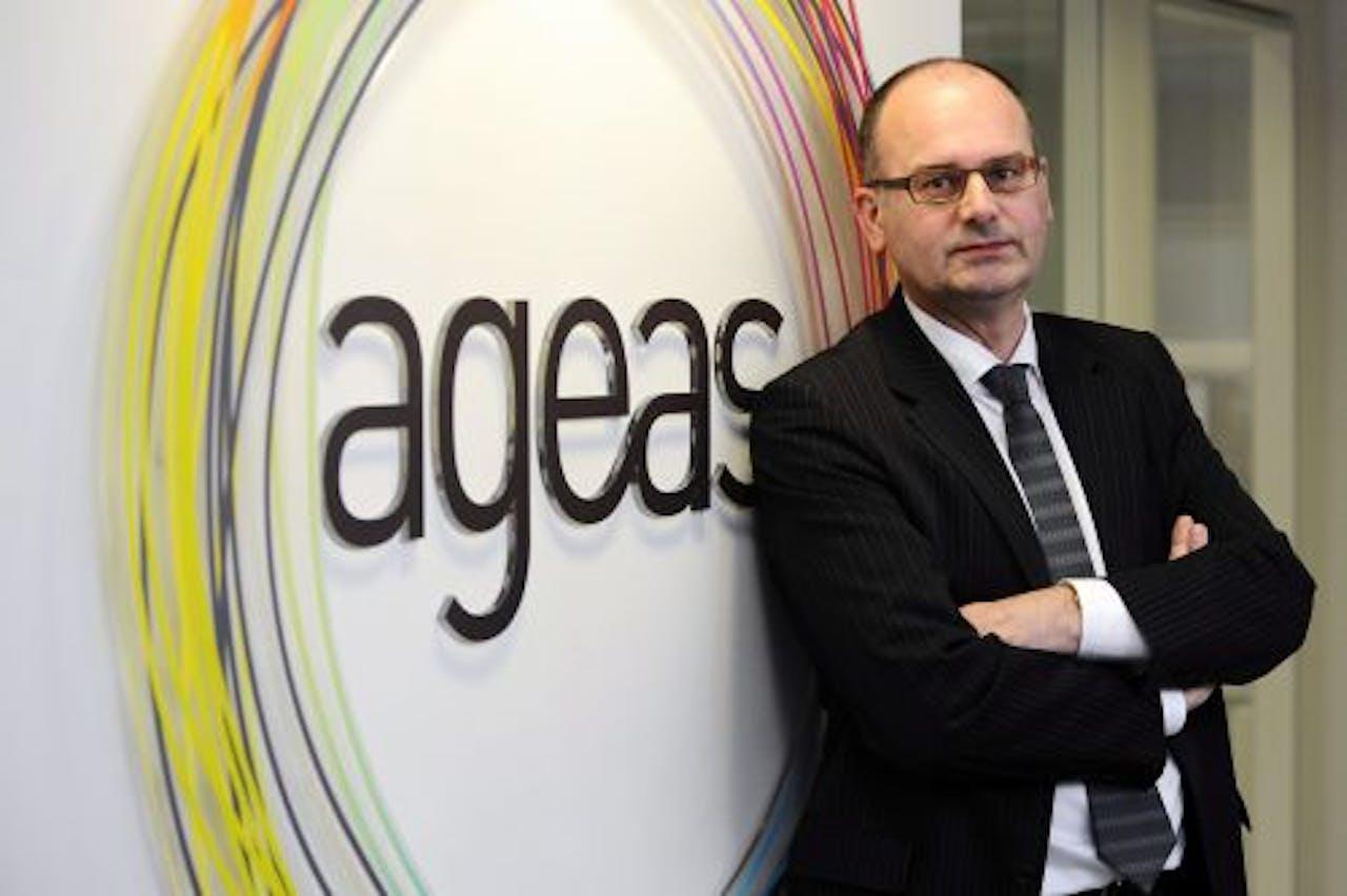 Ageas-topman Bart de Smet. EPA