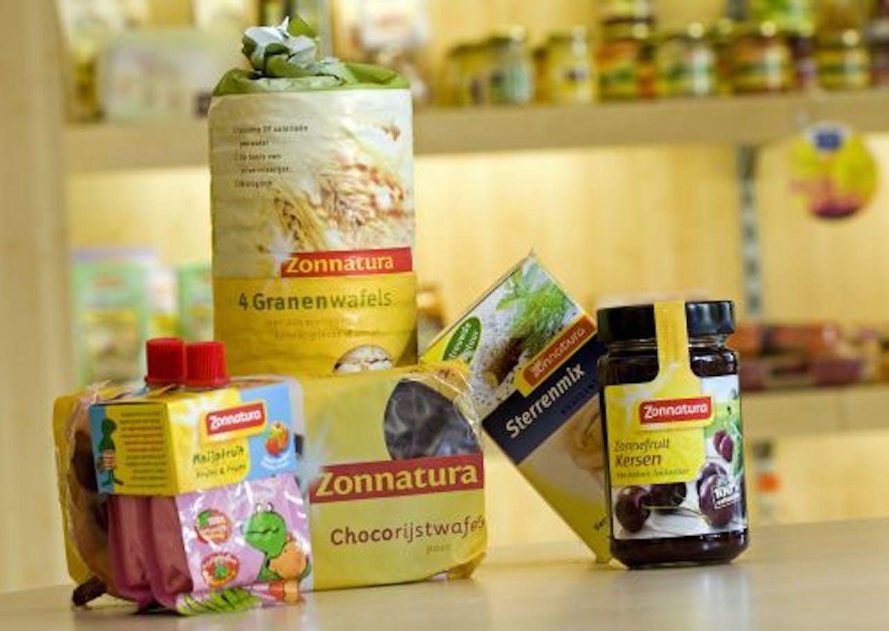 Producten van Wessanen. ANP