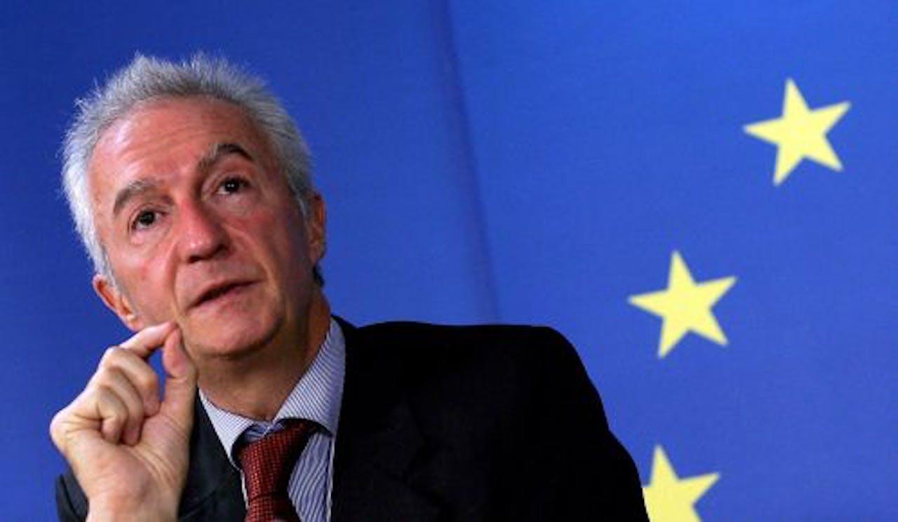 Gilles de Kerchove. EPA
