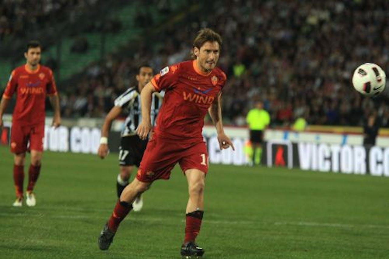 Francesco Totti. EPA