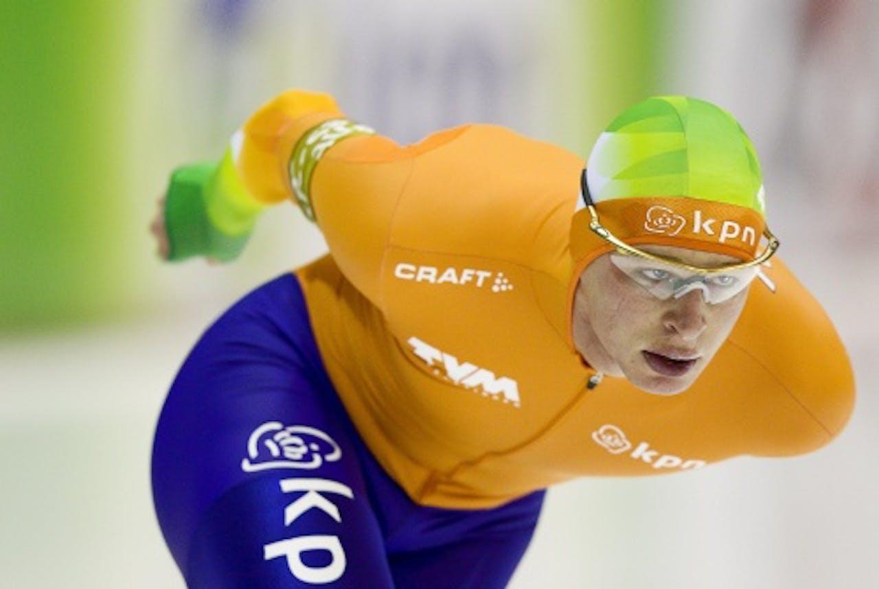 Sven Kramer. ANP
