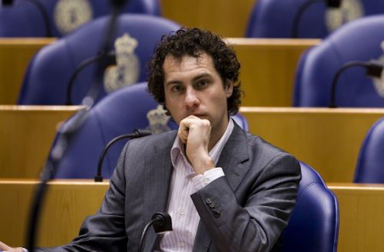 Tweede Kamerlid Martijn van Dam. ANP