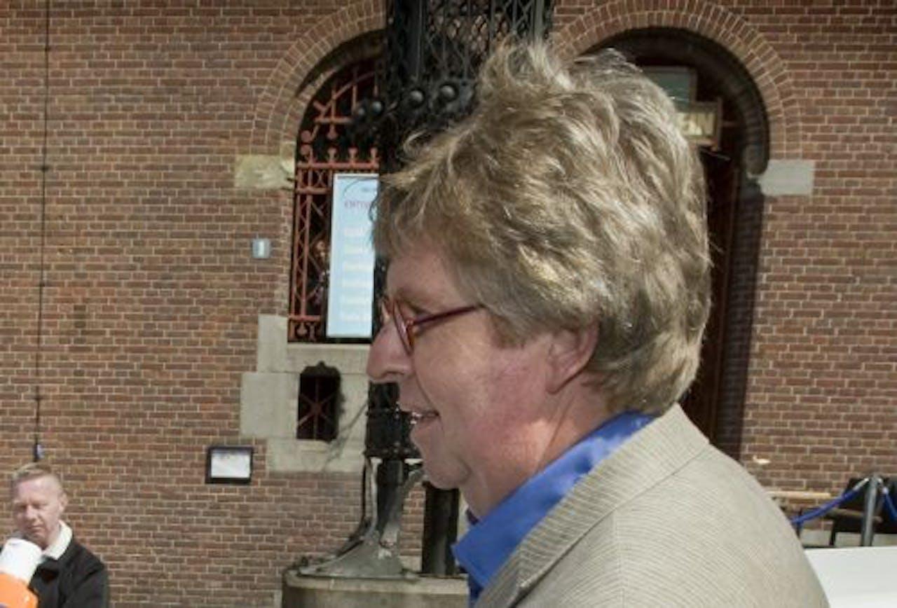 Henk van der Kolk. ANP