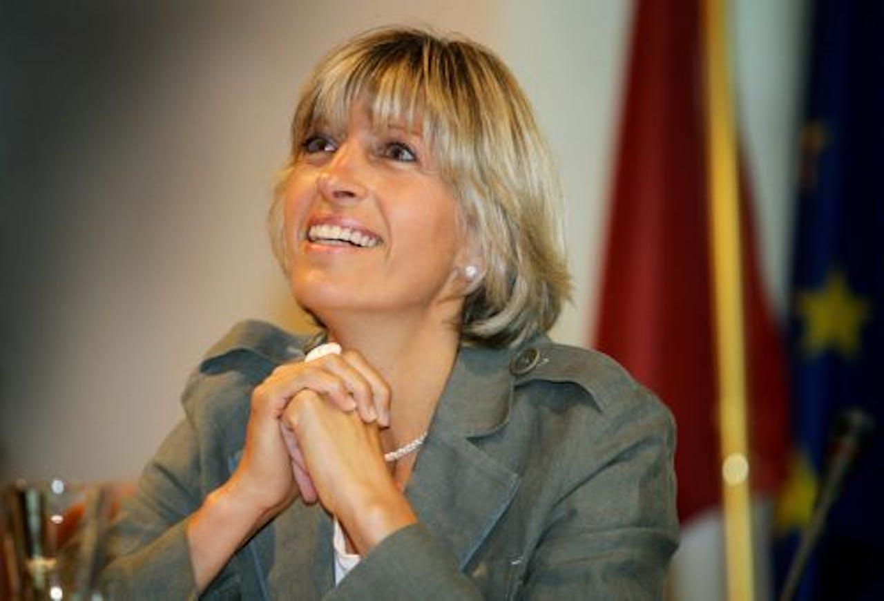 Ilse Uyttersprot. EPA