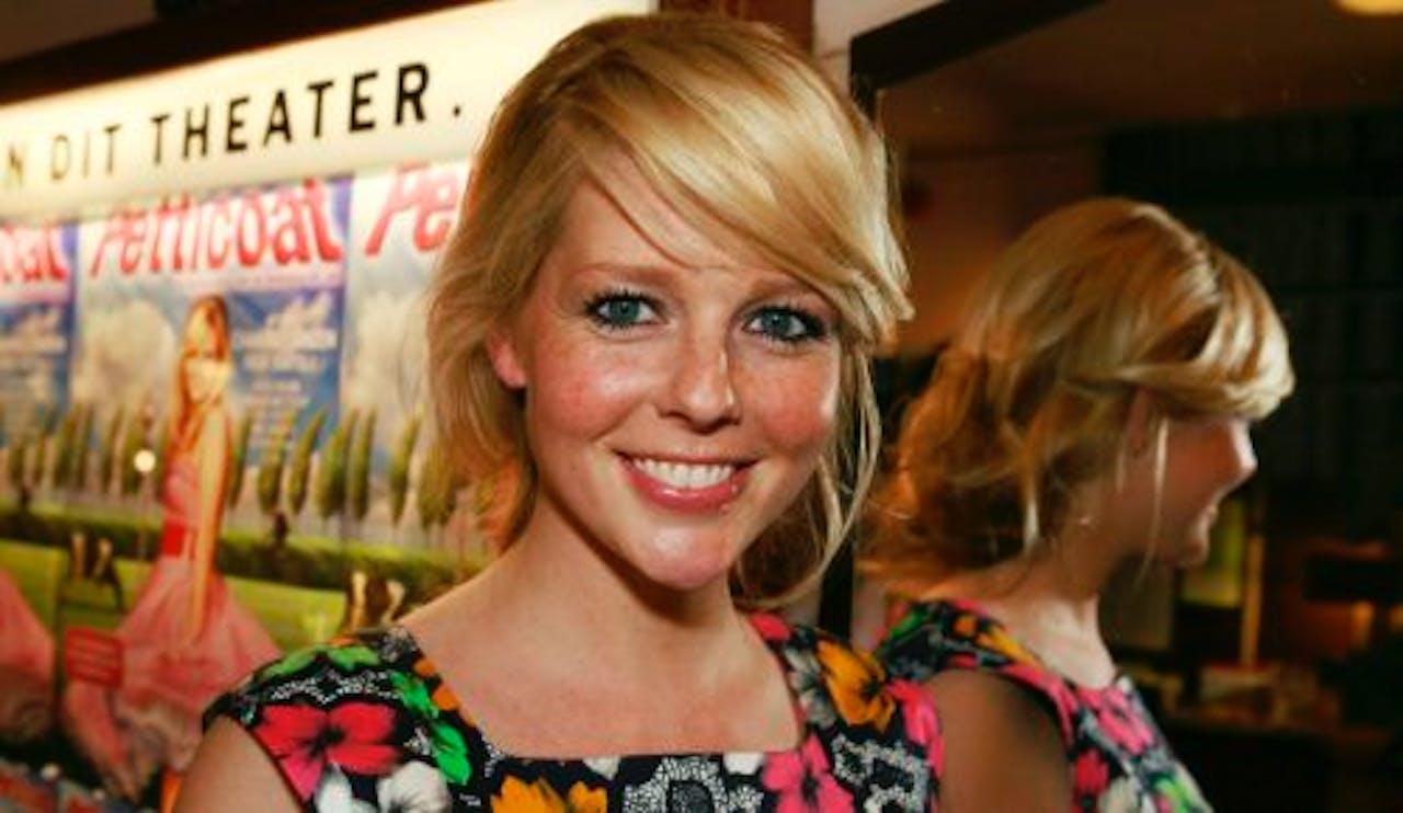 Chantal Janzen. ANP