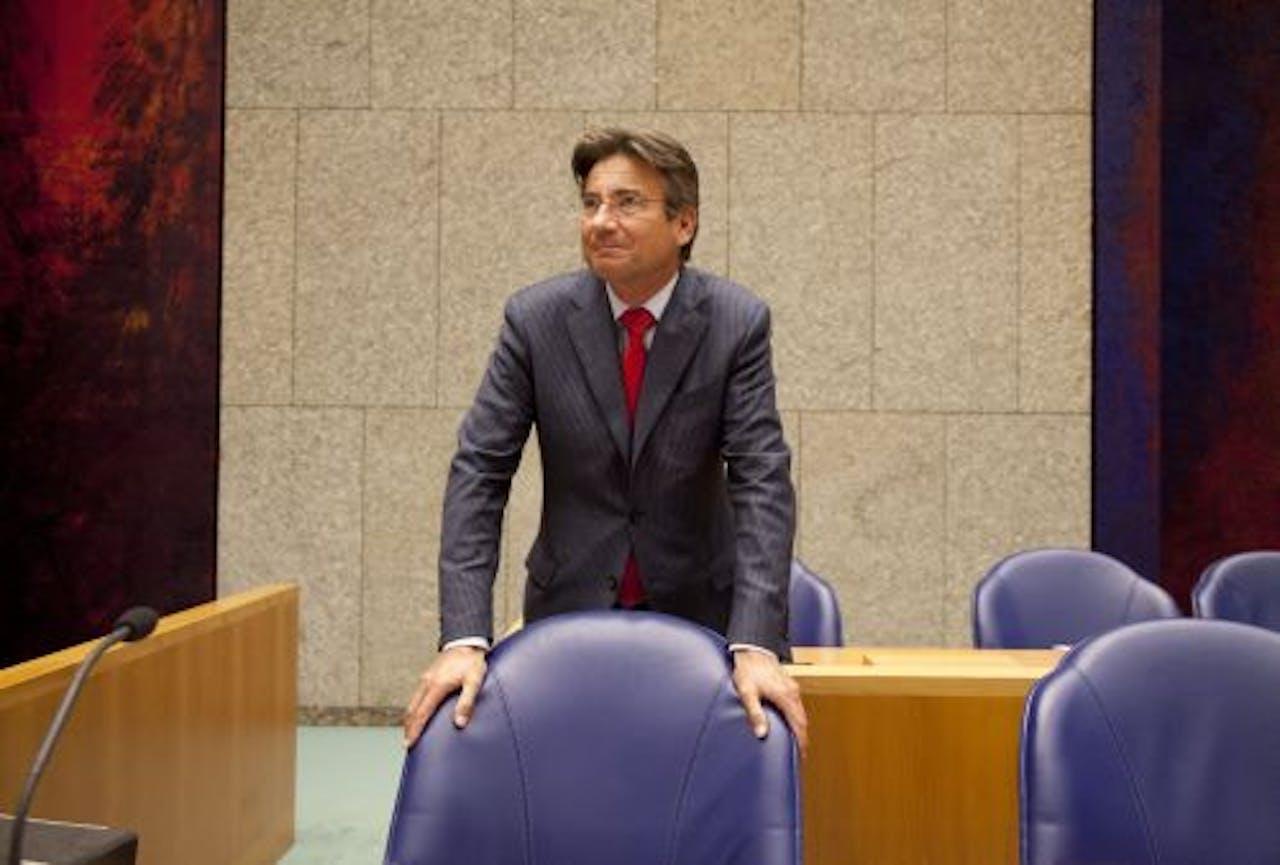 Minister Maxime Verhagen (Economische Zaken). ANP