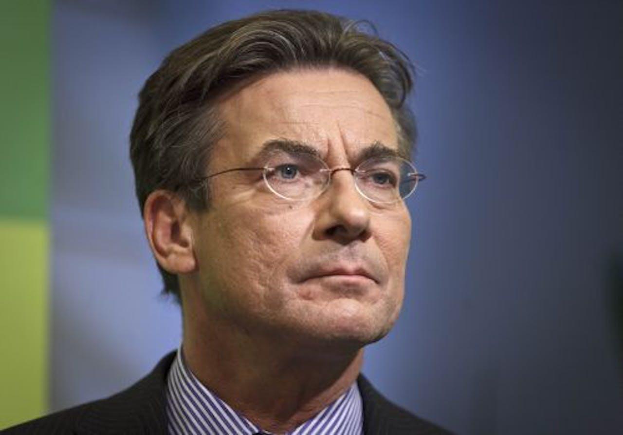 CDA-vicepremier Maxime Verhagen. ANP