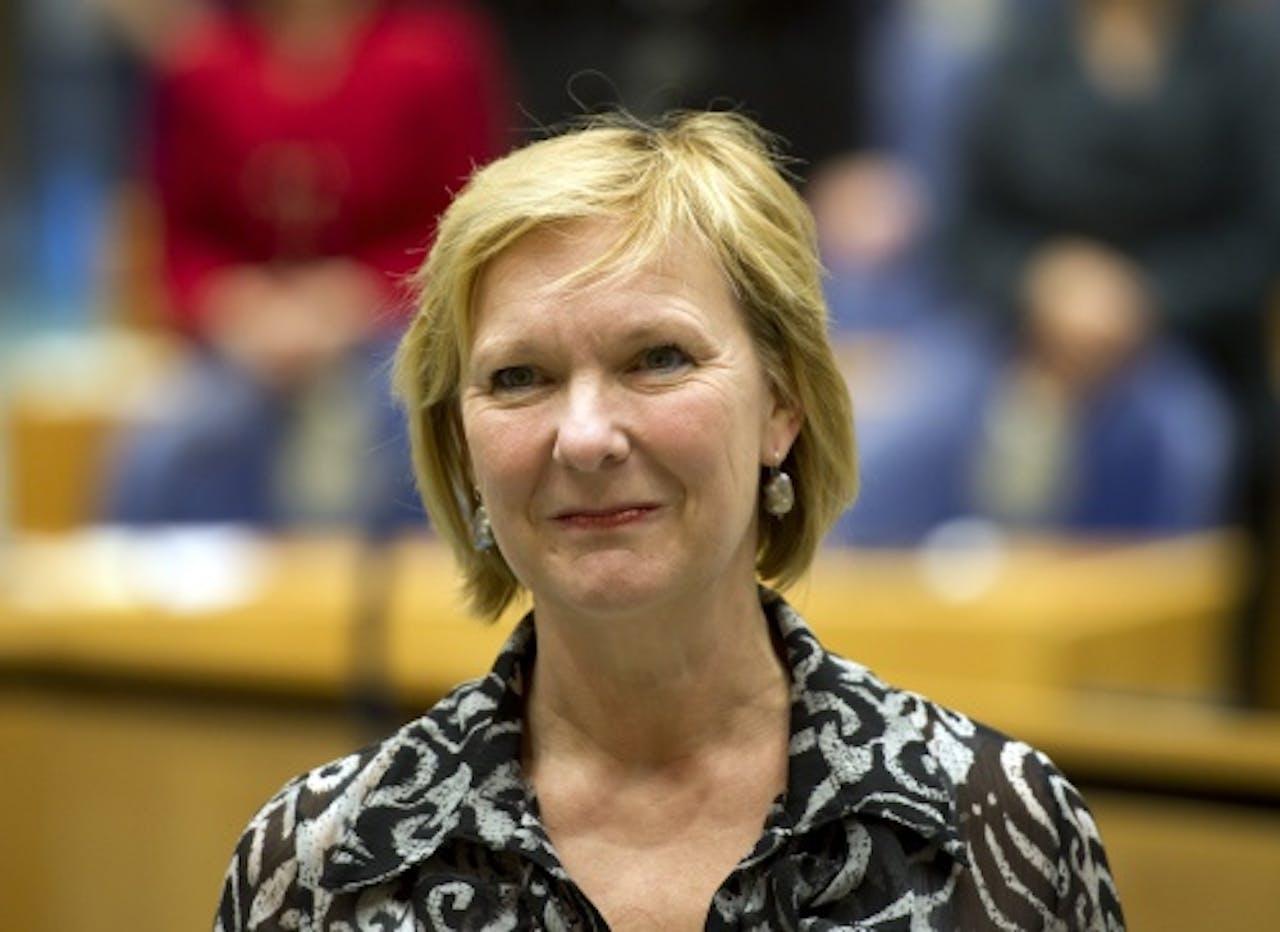 Marieke van der Werf. ANP