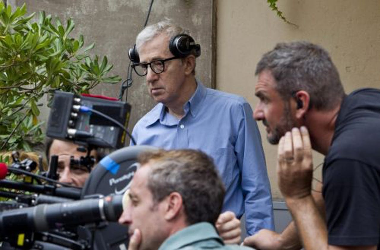 Woody Allen. EPA