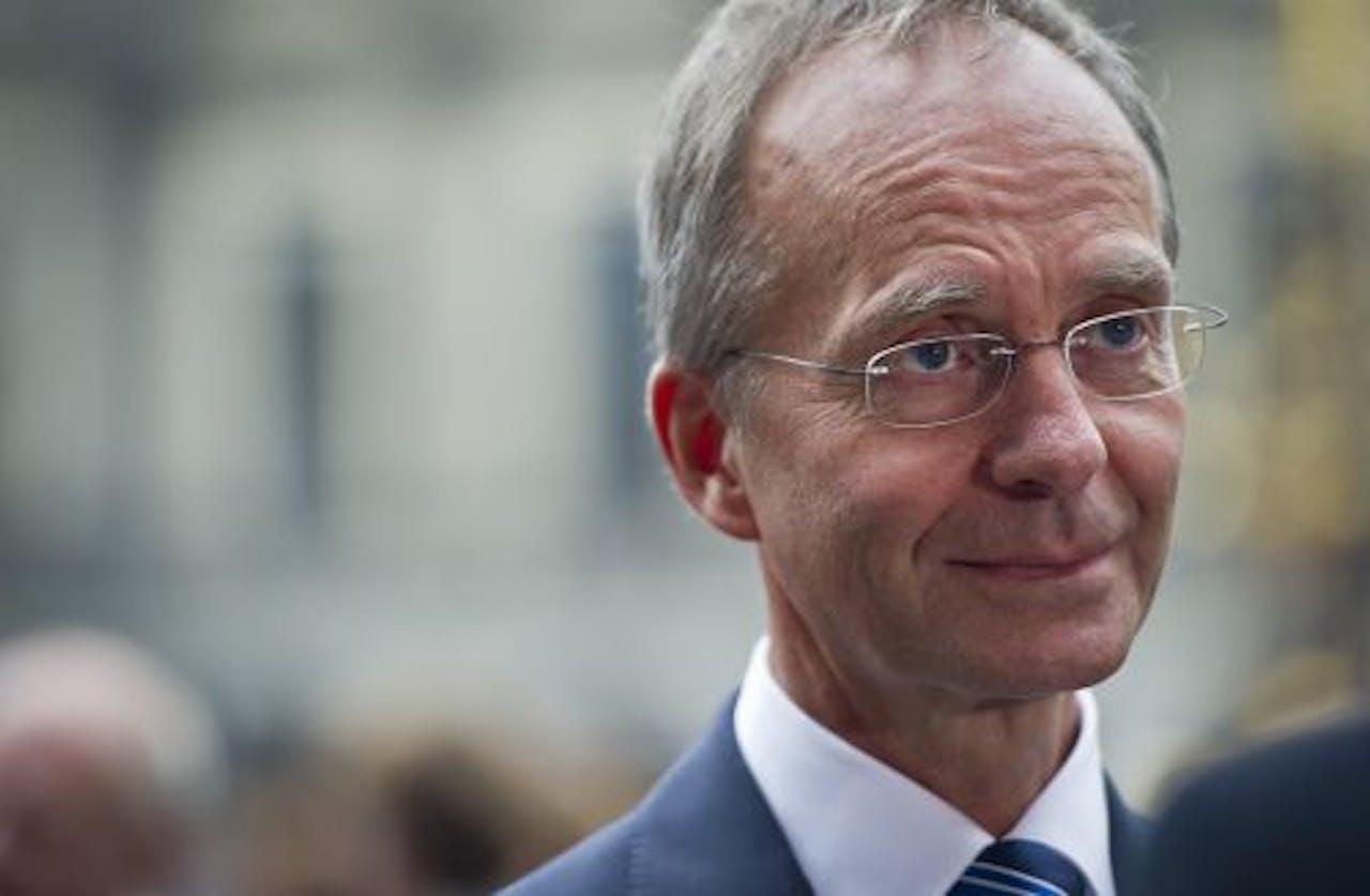 Minister Henk Kamp van Sociale Zaken. ANP