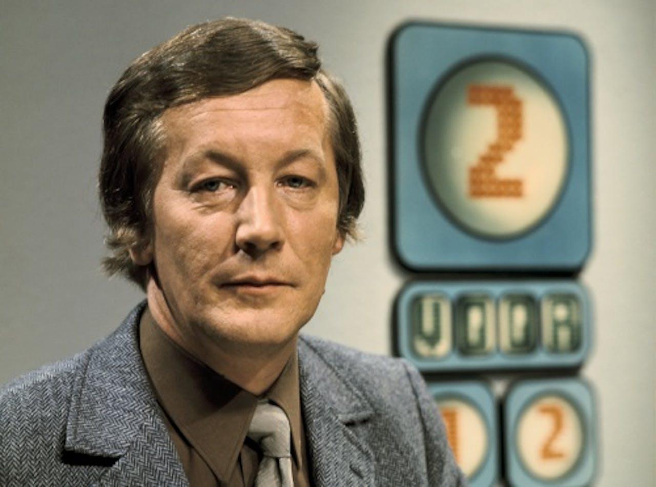 Joop Koopman in 1975. ANP Kippa
