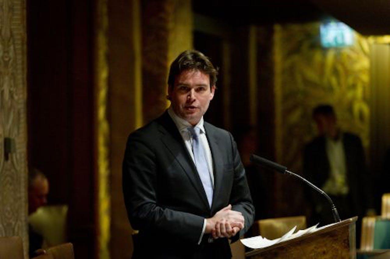 Staatssecretaris Frans Weekers. ANP