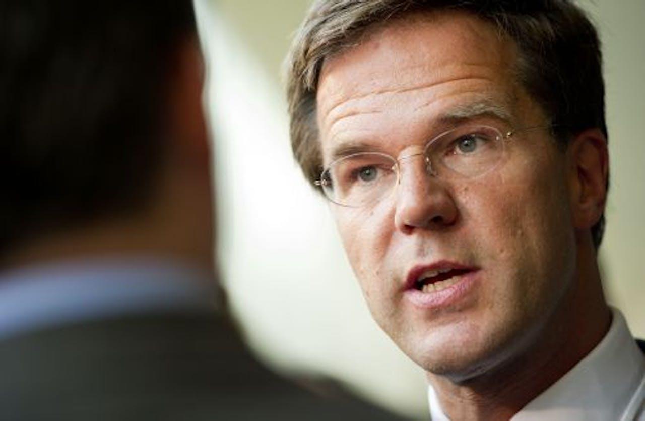 Mark Rutte. ANP