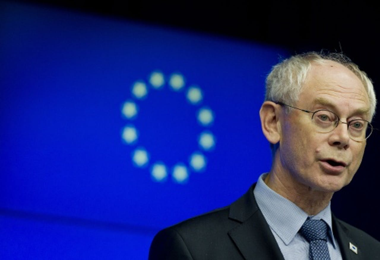 Herman Van Rompuy. ANP