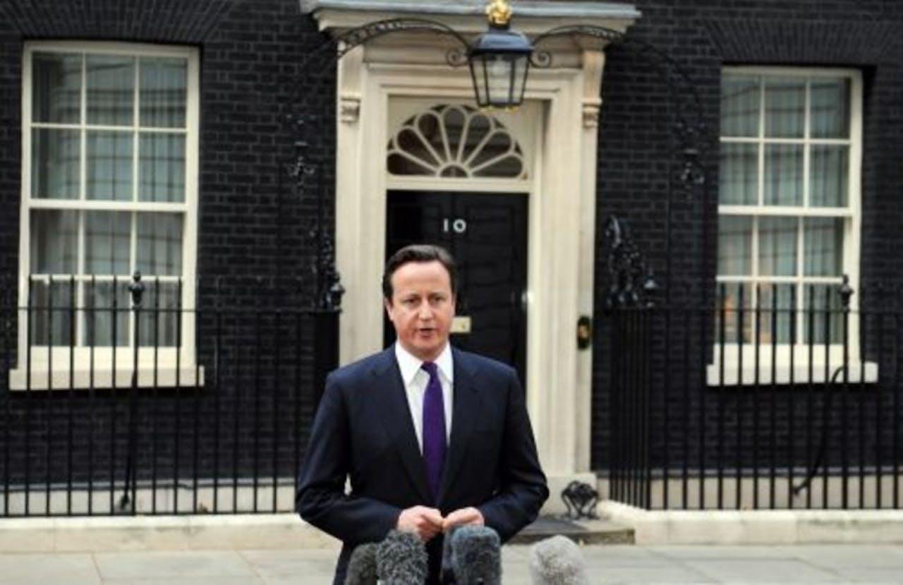 David Cameron. ANP.