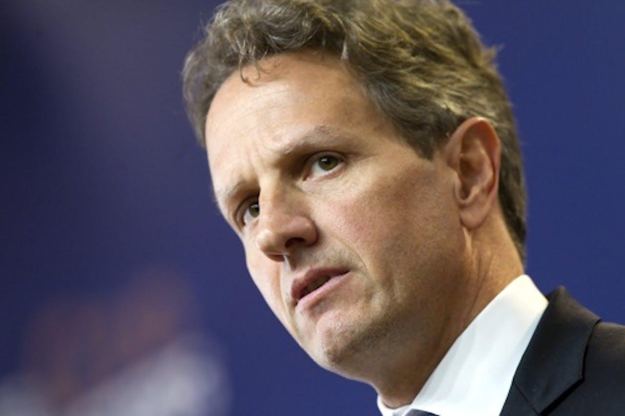 Timothy Geithner. EPA