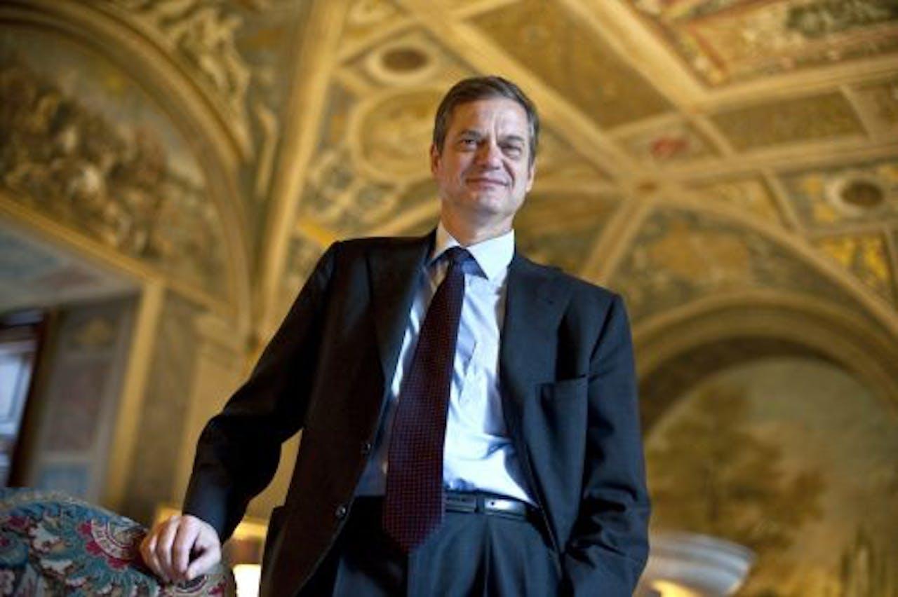 Lorenzo Bini Smaghi. ANP