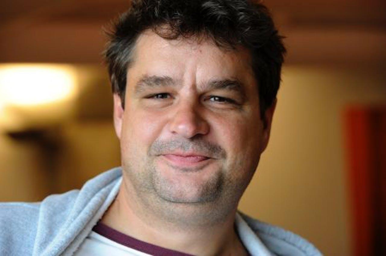 Acteur Frank Lammers. ANP Kippa