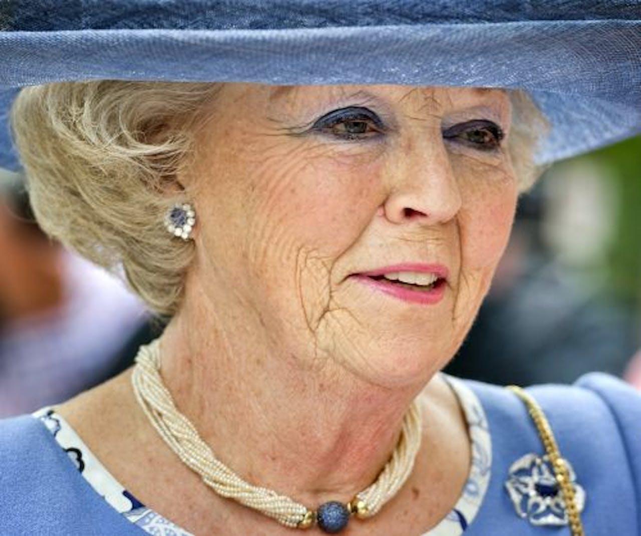 Koningin Beatrix. ANP
