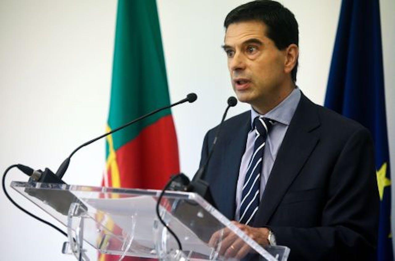 Vitor Gaspar. EPA