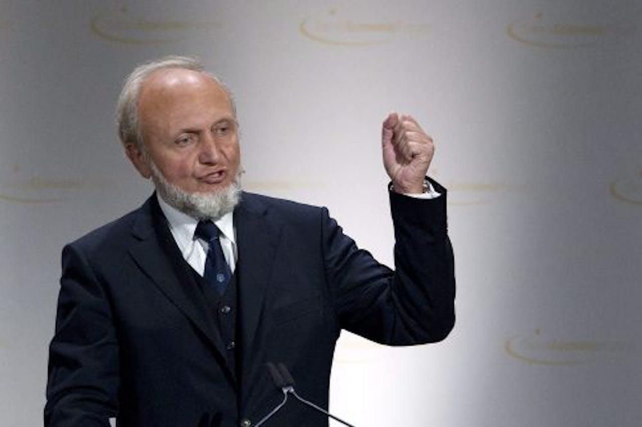 Ifo-directeur Hans-Werner Sinn. EPA