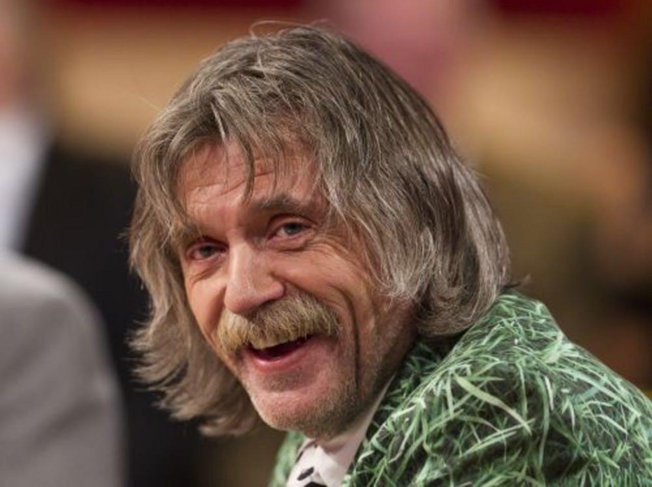 Johan Derksen. ANP KIPPA