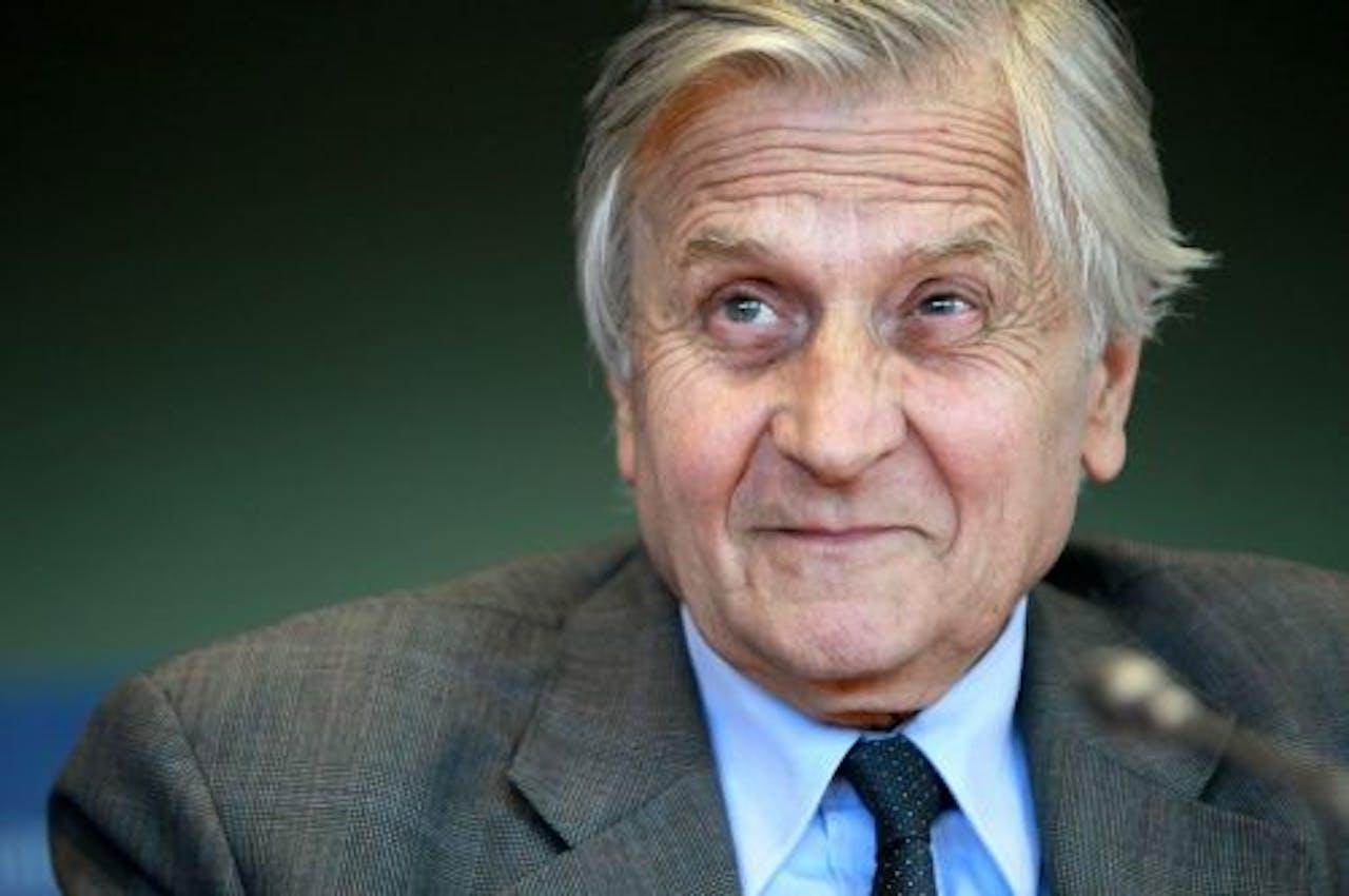 Jean-Claude Trichet. EPA
