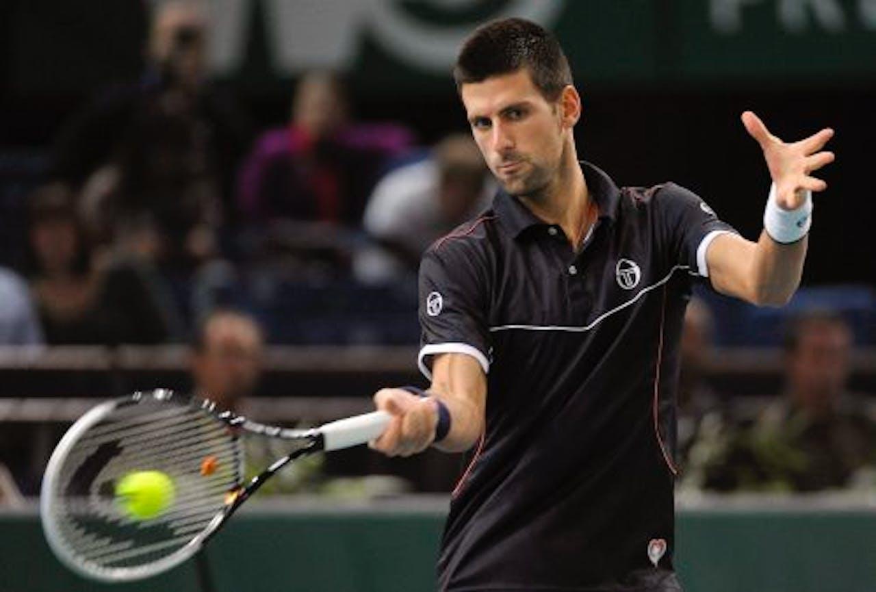Tennisser Novak Djokovic. EPA