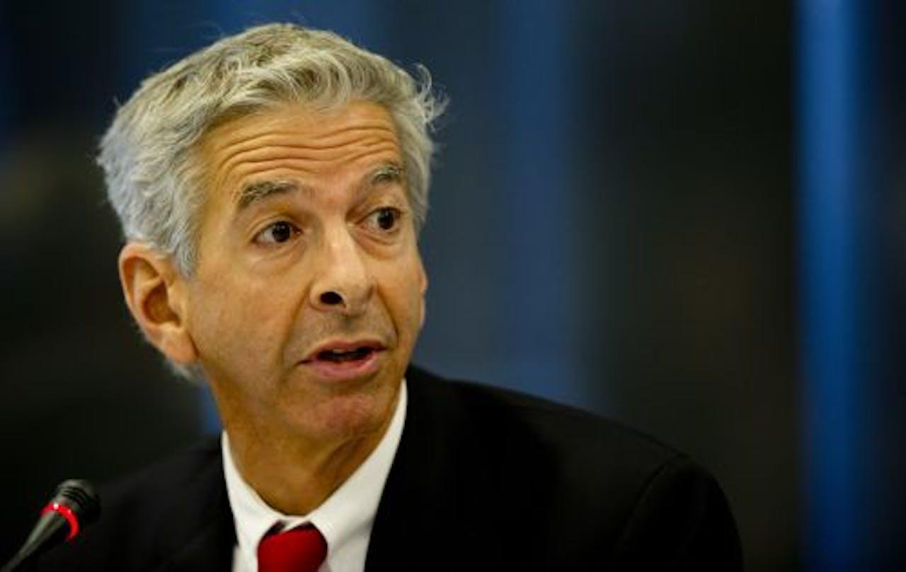 PvdA-Tweede Kamerlid Ronald Plasterk. ANP