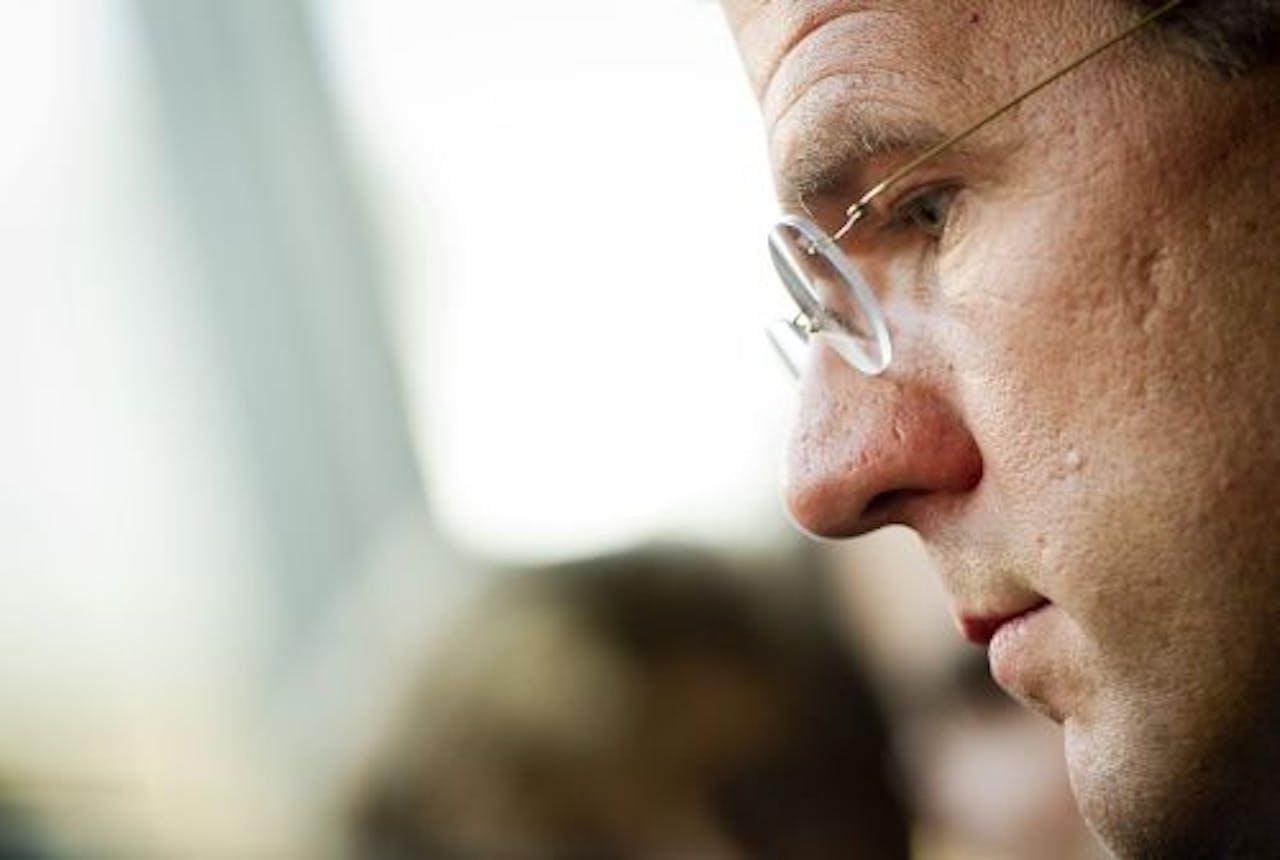 Premier Mark Rutte. ANP