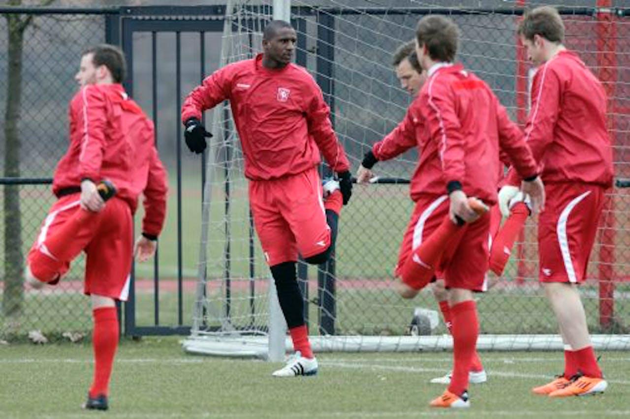 Douglas (M) van FC Twente. ANP