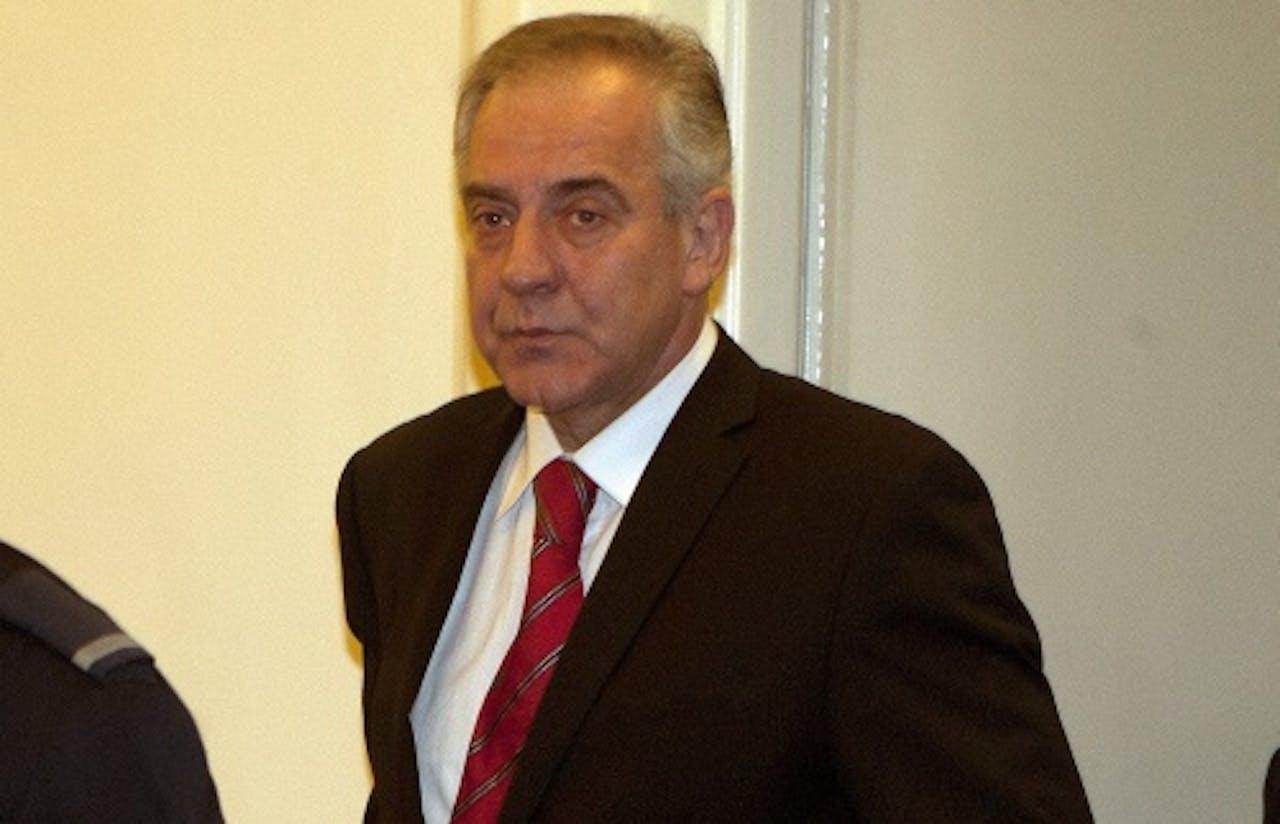 Ivo Sanader. EPA