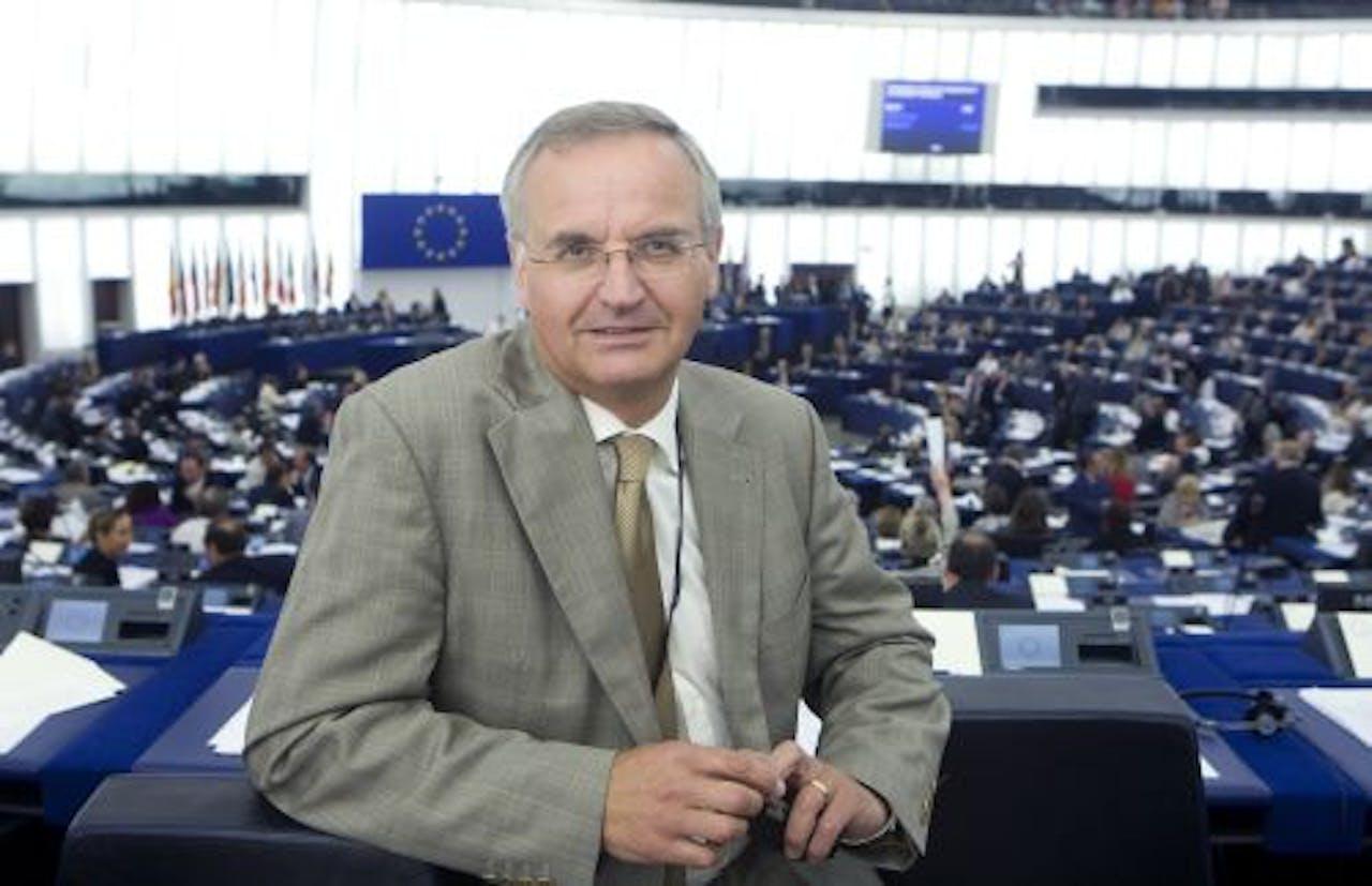 CDA-Europarlementariër Lambert van Nistelrooij. ANP