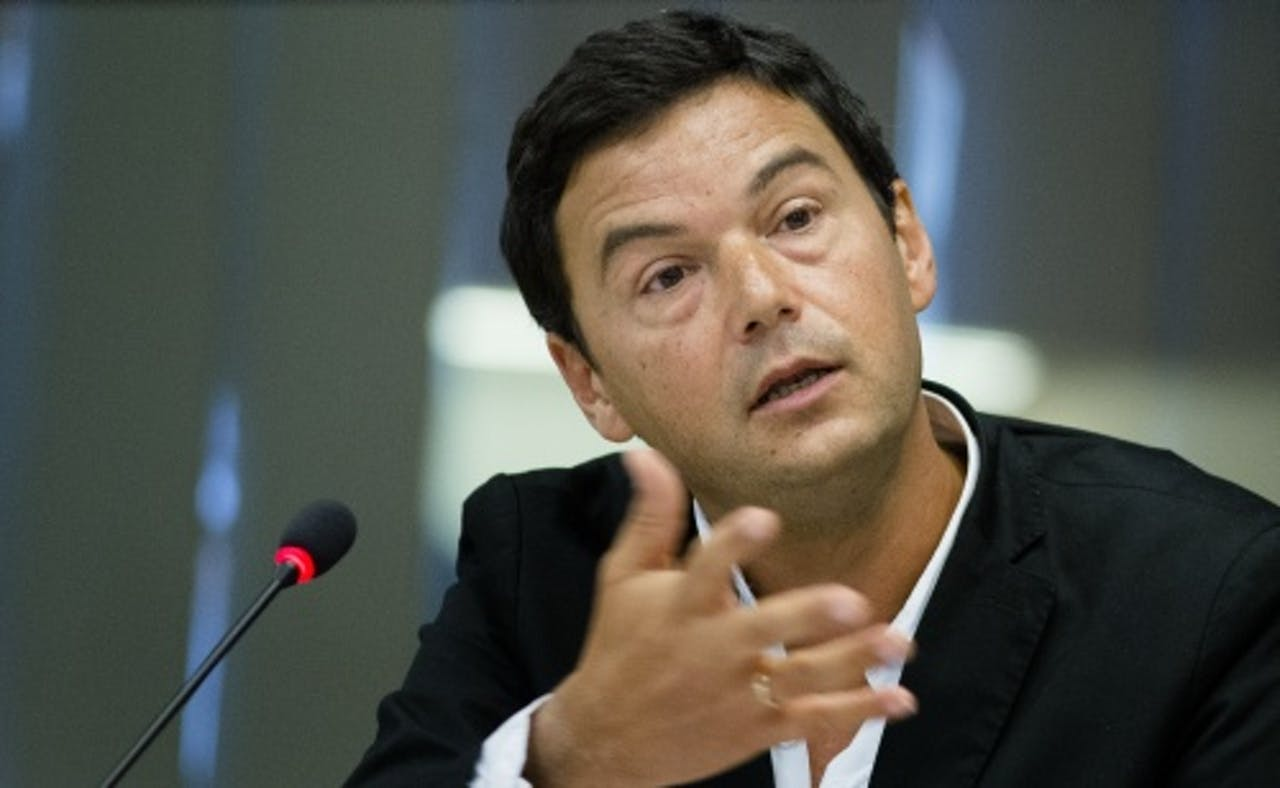 Thomas Piketty. ANP