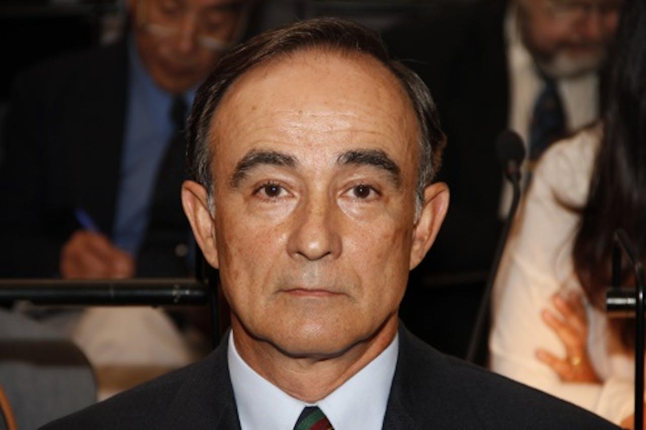Julio Poch. EPA