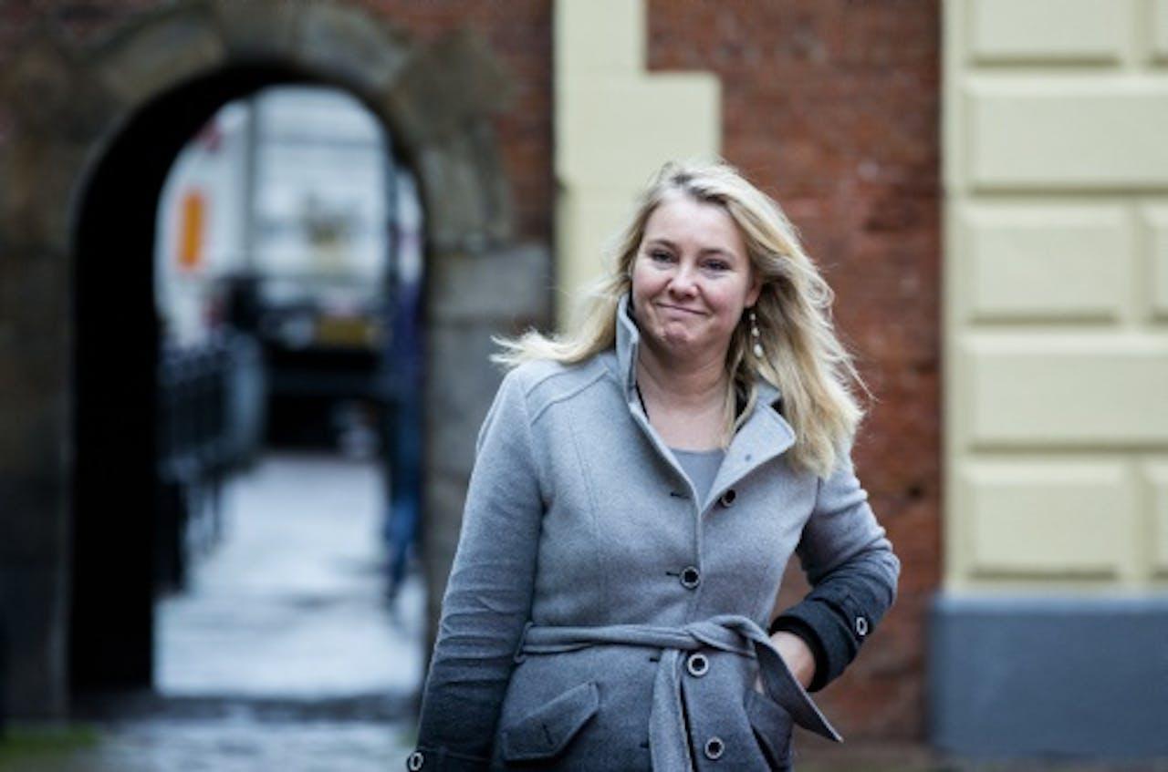 Minister Melanie Schultz van Infrastructuur en Milieu. ANP