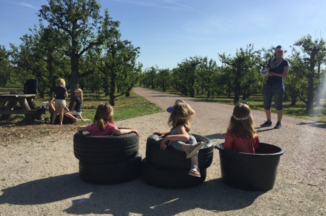 Écht buitenschoolse kinderopvang bij BSO De Wijs in Utrecht. Foto BNR / Harmen van der Veen