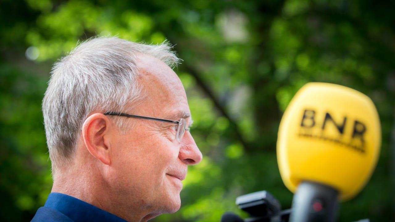 Henk Kamp: 'We zien ook de afgelopen jaren dat het Nederlandse bedrijfsleven sterk staat in de wereld.'