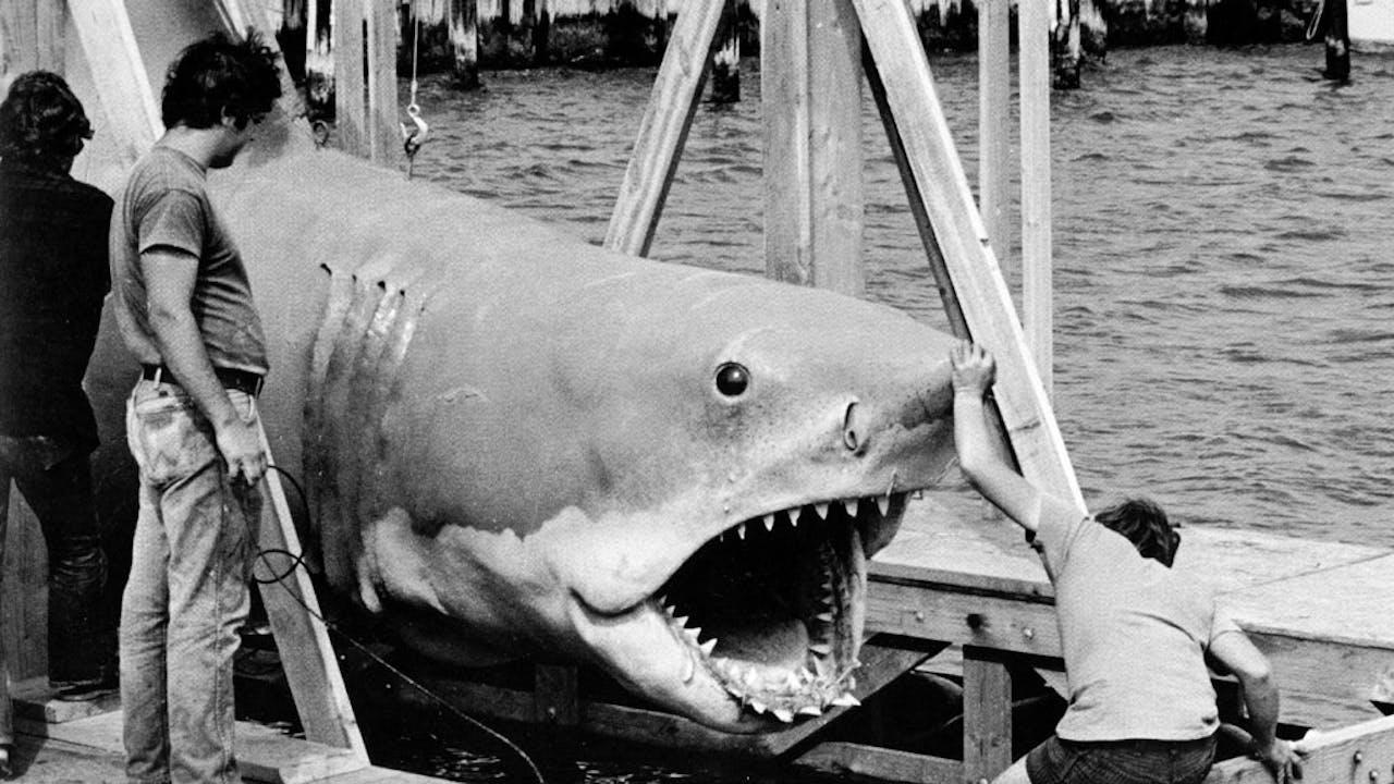 Rekwisiet uit Jaws, 1975. Foto: Flickr.