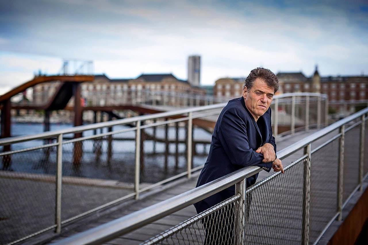 Andrew Keen. Foto: Jens Panduro voor FDMG