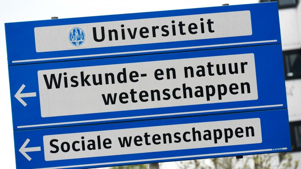 Universiteit Leiden. Foto: ANP